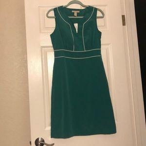 NWT Banana Republic Green Dress
